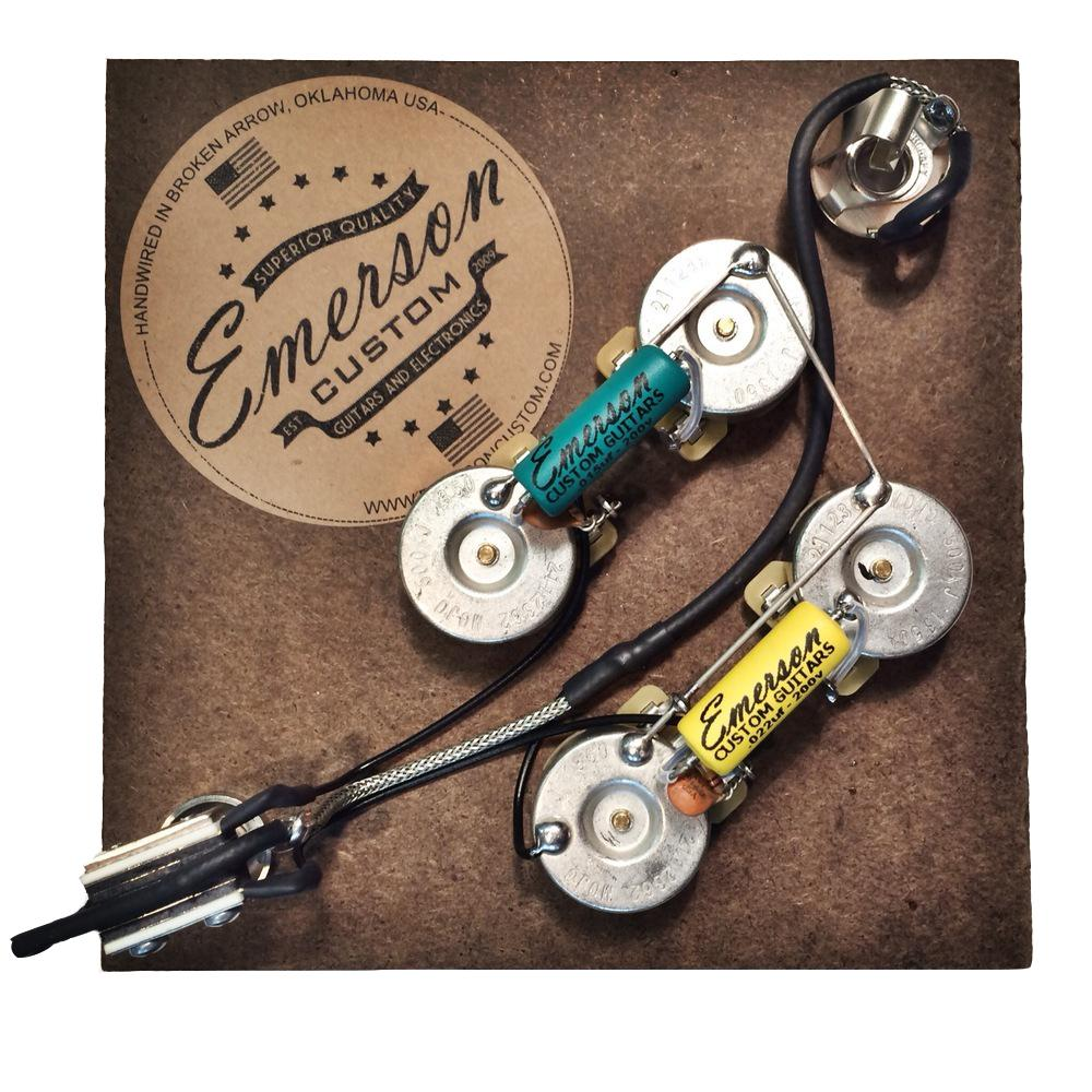 emerson custom sg prewired kit sg axe and you shall receive rh axeandyoushallreceive com emerson commander sk wiring diagram emerson wiring diagram for k55hxlge