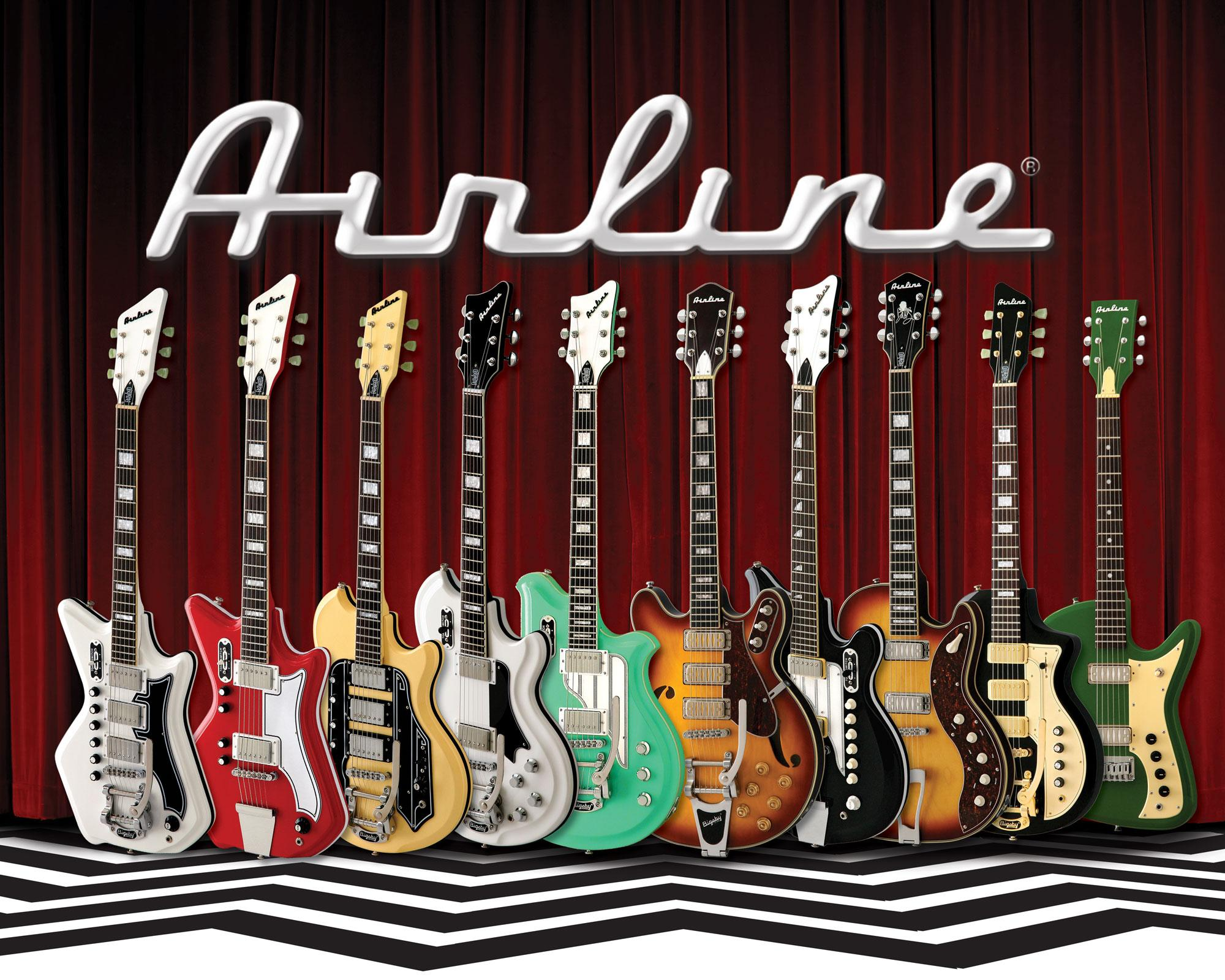 dating airline guitars 1960's vintage guitars and so is the case with the airline guitars i haven't been able to find out much about dating them, so far.
